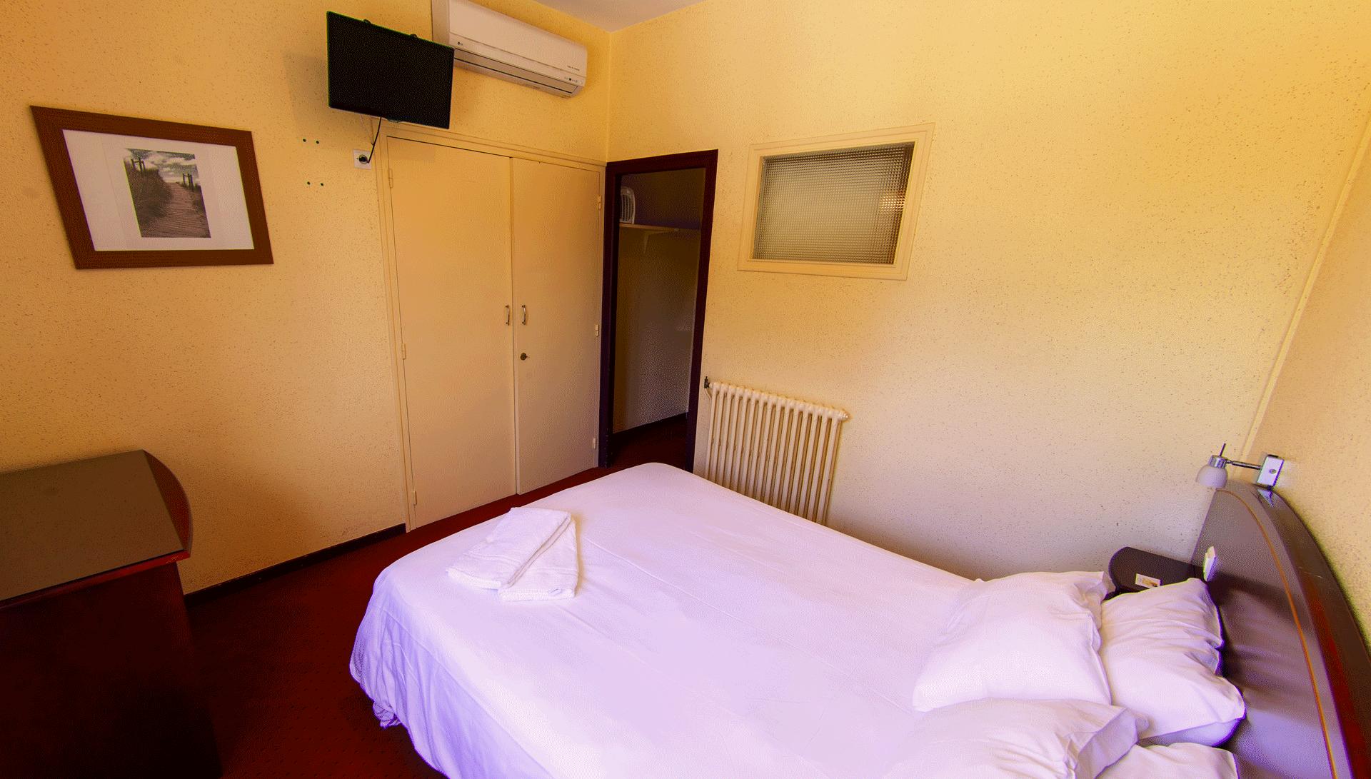 chambre de l'hôtel le chill